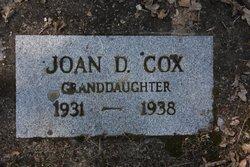 Joan Delorie Cox