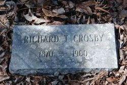 Richard T Crosby