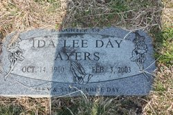 Ida Lee <i>Day</i> Ayers
