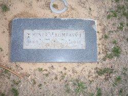 Miner L. Mina <i>McDonald</i> Bumpass
