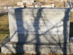 Dr Albert F. Allaire