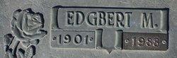 Edgbert M Bobo