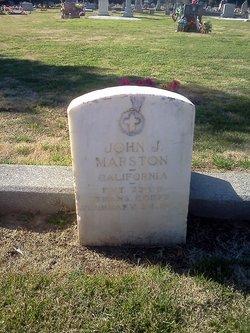 John Joseph Marston