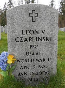 Leon V Czaplinski