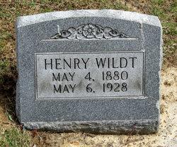 Henry Wildt