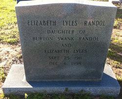 Elizabeth Lyles Randol
