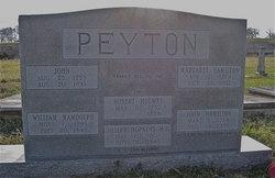 John Hamilton Peyton