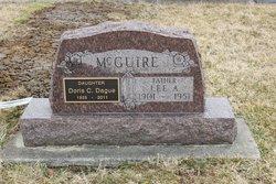 Doris C <i>McGuire</i> Dague