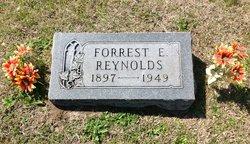 Forrest E Reynolds