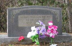 Deborah Debbie <i>Naillon</i> Brown