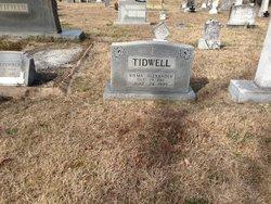Wilma <i>Alexander</i> Tidwell
