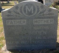 Martha J McSpadden