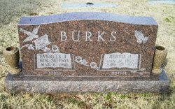 Everette Franklin Burks