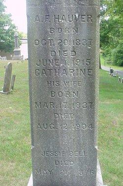 Catherine Hawver