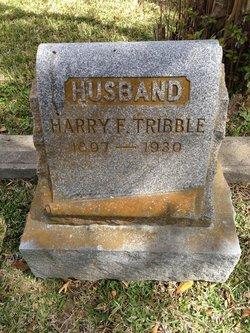 Harry F Tribble