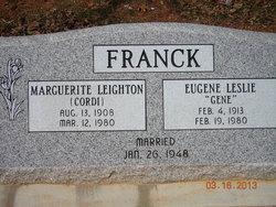 Eugene Leslie Franck