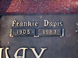 Frankie <i>Davis</i> Callaway