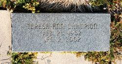 Teresa Ann Champion