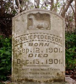 Sisilie Pederson