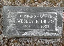 Wesley E. Druce
