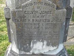 Calvin E. Jones
