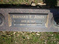 Bernard E Jones