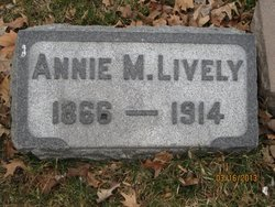 Anna M. Lively