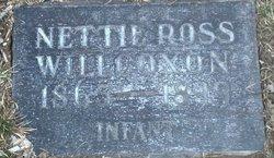 Nettie <i>Ross</i> Willcoxon