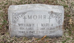 William H Mohr