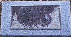 Rosa <i>Smith</i> Church