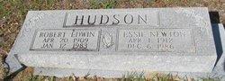 Robert Edwin Hudson