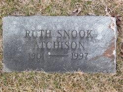 Ruth <i>Snook</i> Atchison