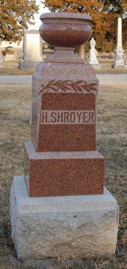 Lillie V. <i>Hammett</i> Shroyer