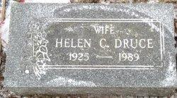 Helen C Druce