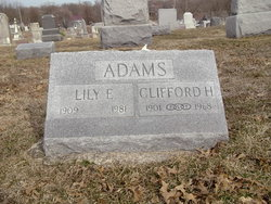 Clifford N Adams