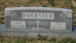 Laura Sophie <i>Gropp</i> Foerster
