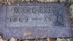 Margaret Martha Mag <i>Smith</i> Brown