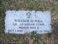 William Owen Bill Hall