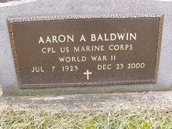 Aaron Appleyard Baldwin