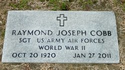 Raymond Joseph Cobb