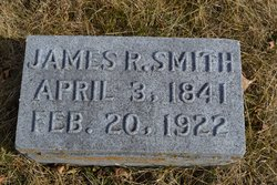 James Robert J.R. Smith