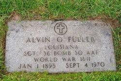 Alvin Otis Fuller