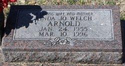 Linda Jo <i>Welch</i> Arnold
