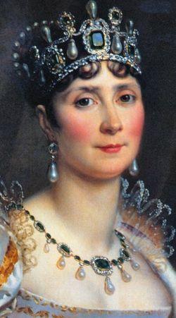 Josephine Rose <i>Tascher de la Pagerie</i> Bonaparte