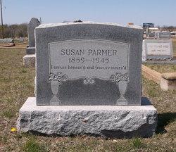 Susan Jane <i>Fletcher</i> Parmer