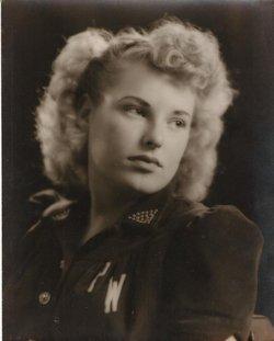 Patricia Jean <i>Waddill</i> Hannah
