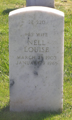 Nell Louise Garman