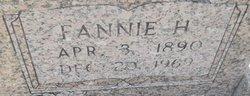 Fannie <i>Harrison</i> Smith