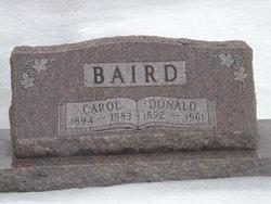 Caroline Carol <i>Eastman</i> Baird