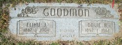 Dovie Belle <i>Trimble</i> Goodmon
